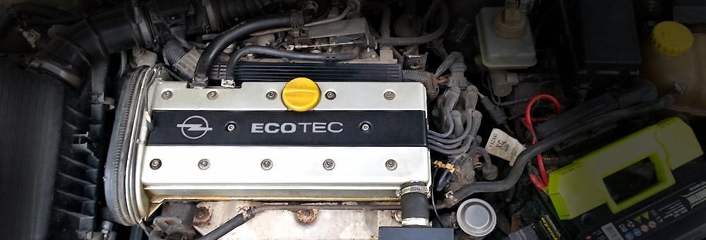 Двигатель Opel X20XER