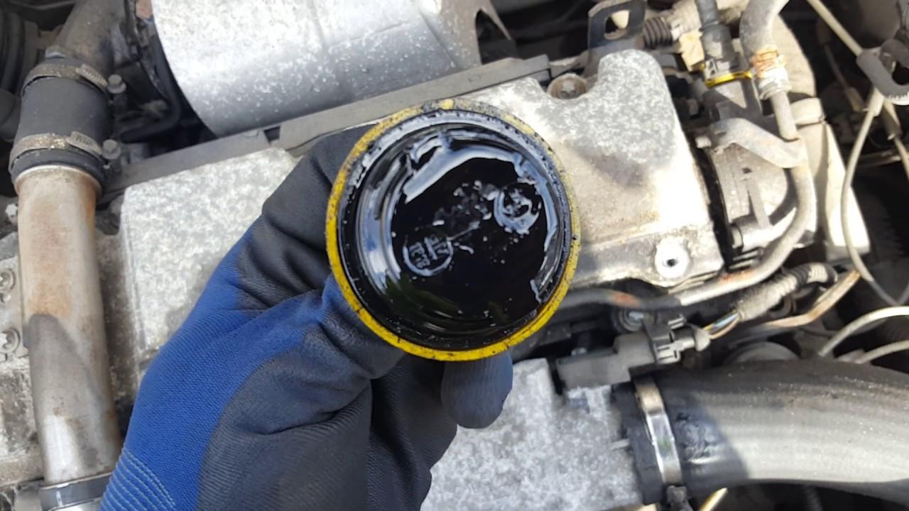 Двигатель Opel Y22DTR поломки