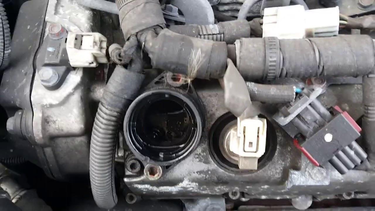 Двигатель Opel Y30DT слабые места и недостатки