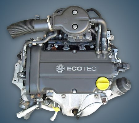 Двигатель Opel Z12XE