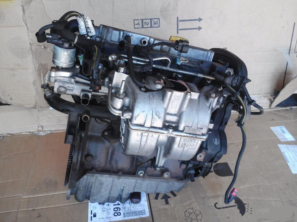 Двигатель Opel Z16XE