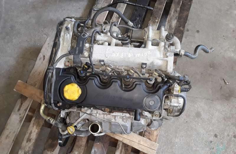 Двигатель Opel Z19DT