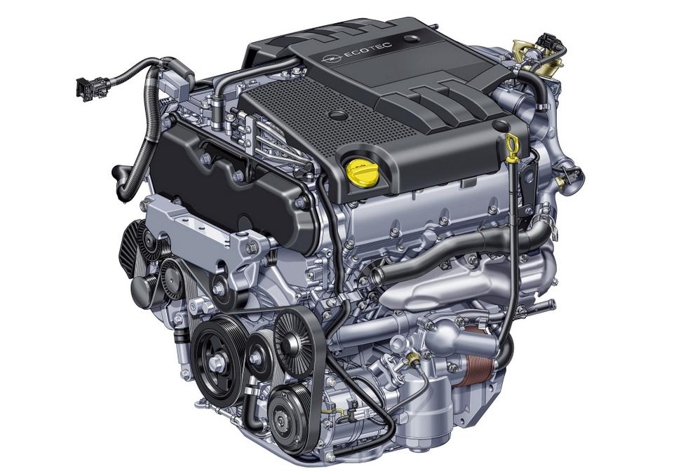Двигатель Opel Z20NET