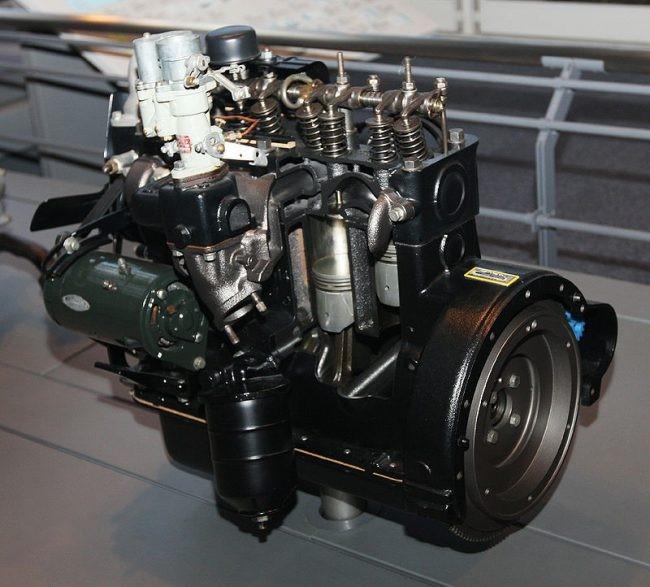 Двигатель серии R
