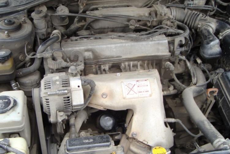 Двигатель Toyota 4S-FE 1.8 л