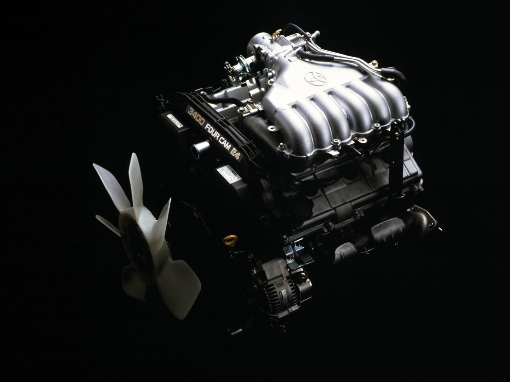Двигатель Toyota 5VZ-FE, 3.4 л (180 л.с.)