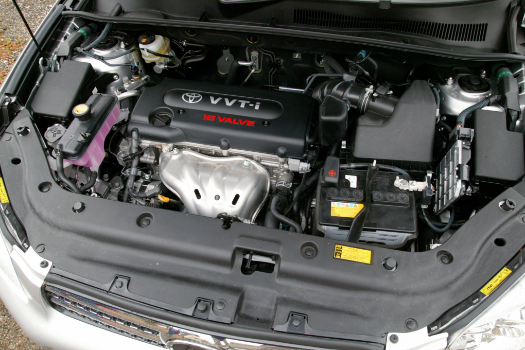 Двигатель Toyota Alphard 2AZ-FXE