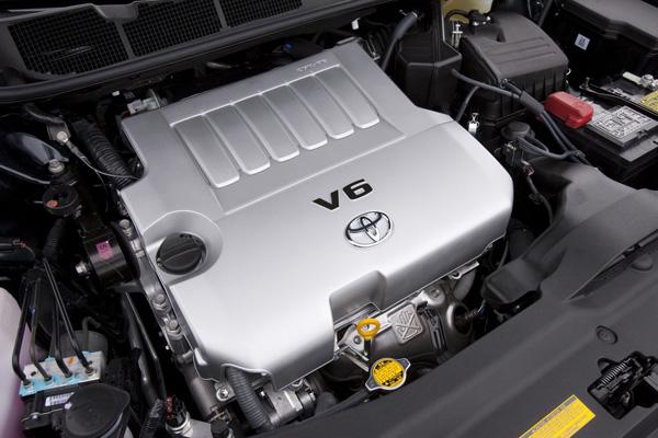 Двигатель Toyota Alphard 2GR-FE