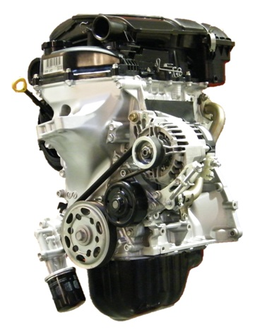 Двигатель Toyota Belta 1KR-FE