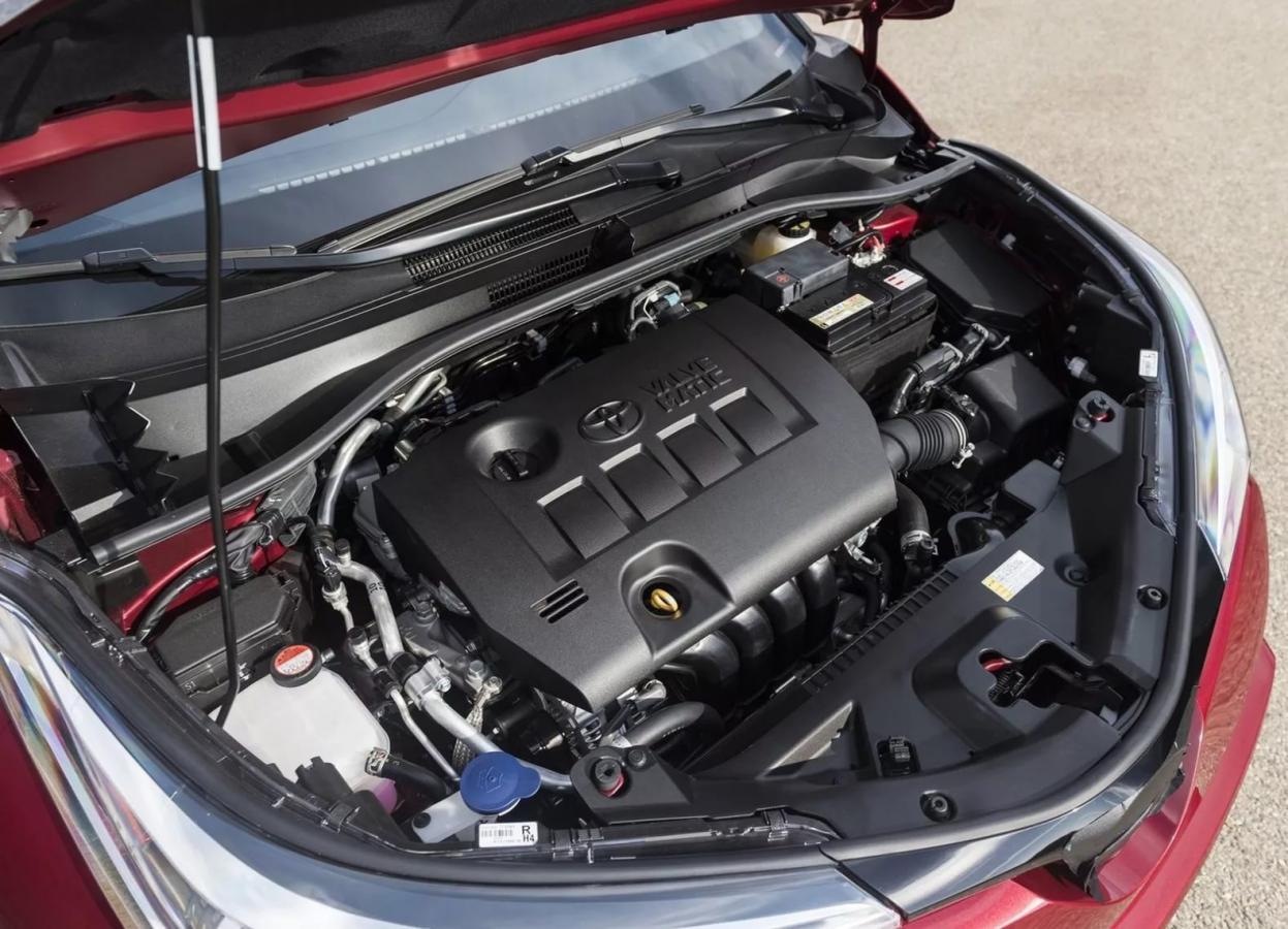 Двигатель Toyota C-HR 3ZR-FAE