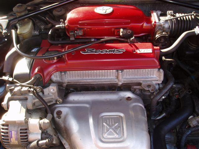 Двигатель Toyota Curren 3S-GE