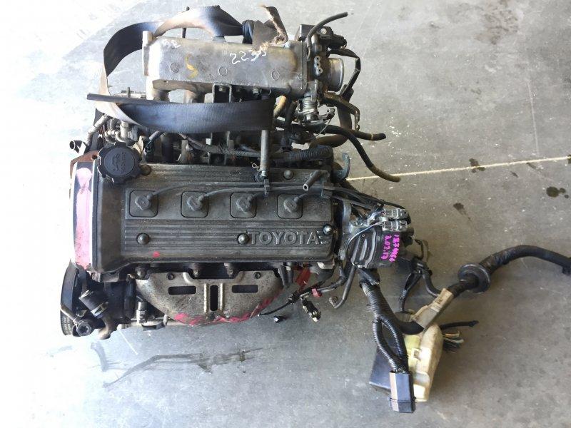 Двигатель Toyota Cynos 5E-FE