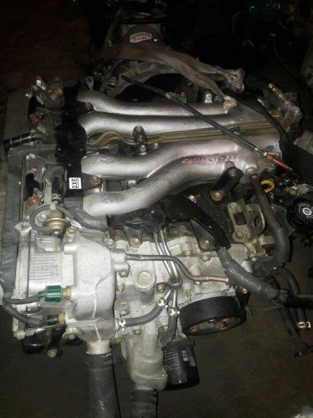 Двигатель Toyota Estima Lucida 2TZ-FE