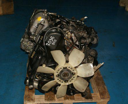 Двигатель Toyota Grand Hiace 5VZ-FE