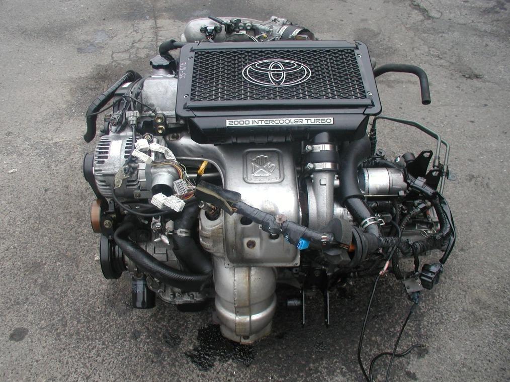 Двигатель Toyota Ipsum 3S-GTE