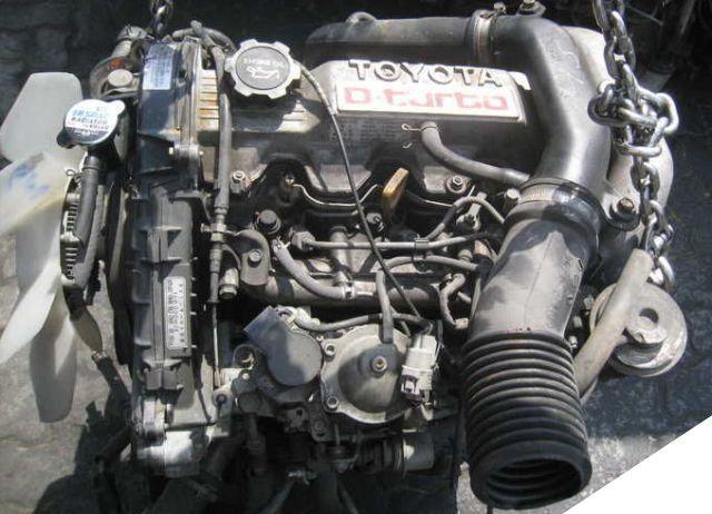 Двигатель Toyota Lite Ace 2C-T