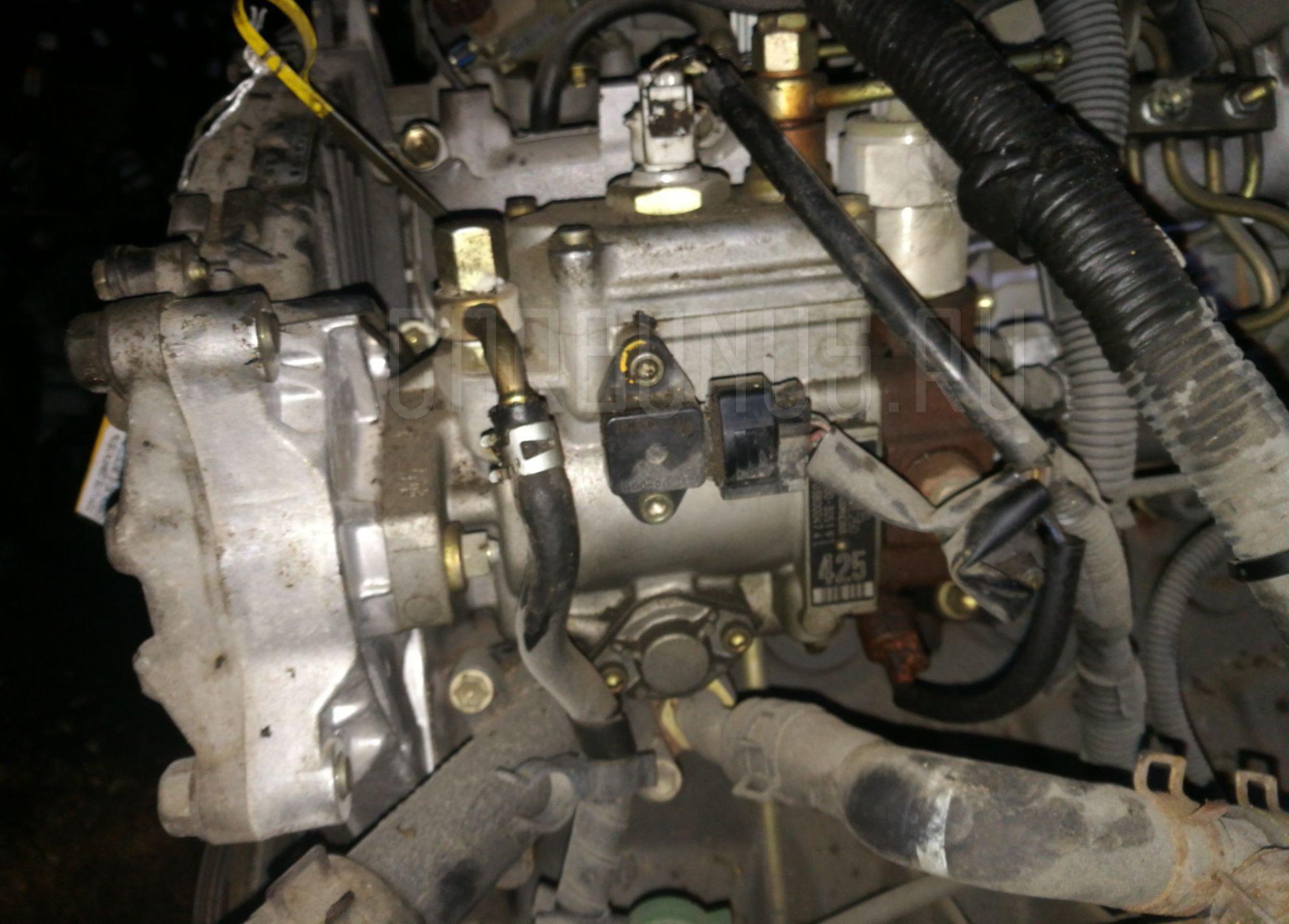 Двигатель Toyota Lite Ace 3C-E