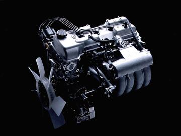 Двигатель Toyota Regius 3RZ-FE