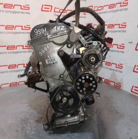 Двигатель Toyota Sienta 1NZ-FE
