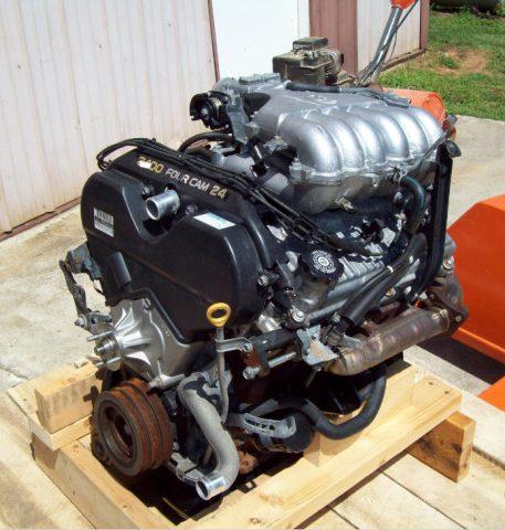 Двигатель Toyota Tundra 5VZ-FE