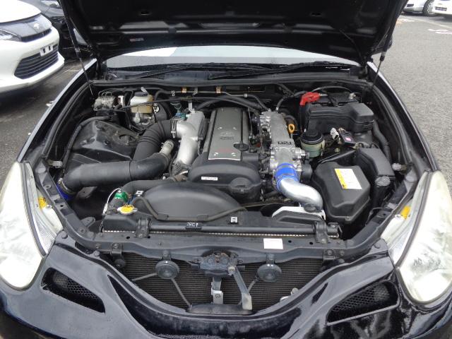 Двигатель Toyota Verossa 1JZ-GTE