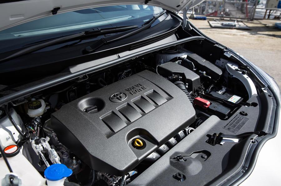 Двигатель Toyota Verso