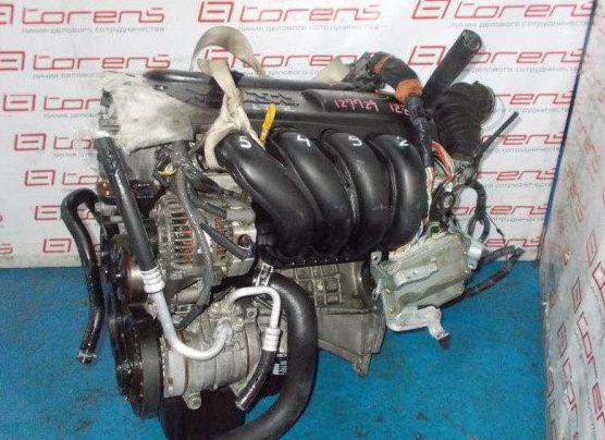 Двигатель Toyota Voltz 1ZZ-FE