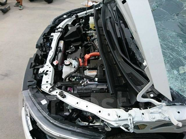 Двигатель Toyota Voxy 2ZR-FXE (Hybrid)