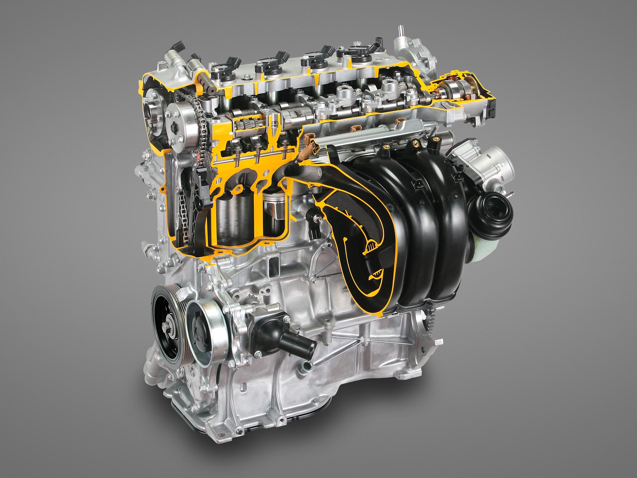 Двигатель Toyota Voxy 3ZR-FAE