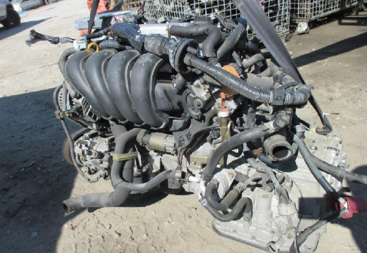 Двигатель Toyota Wish 1ZZ-FE