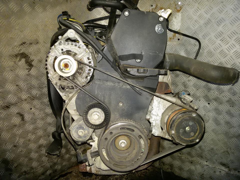 Двигатель X16SZ легче заменить чем отремонтировать до конца