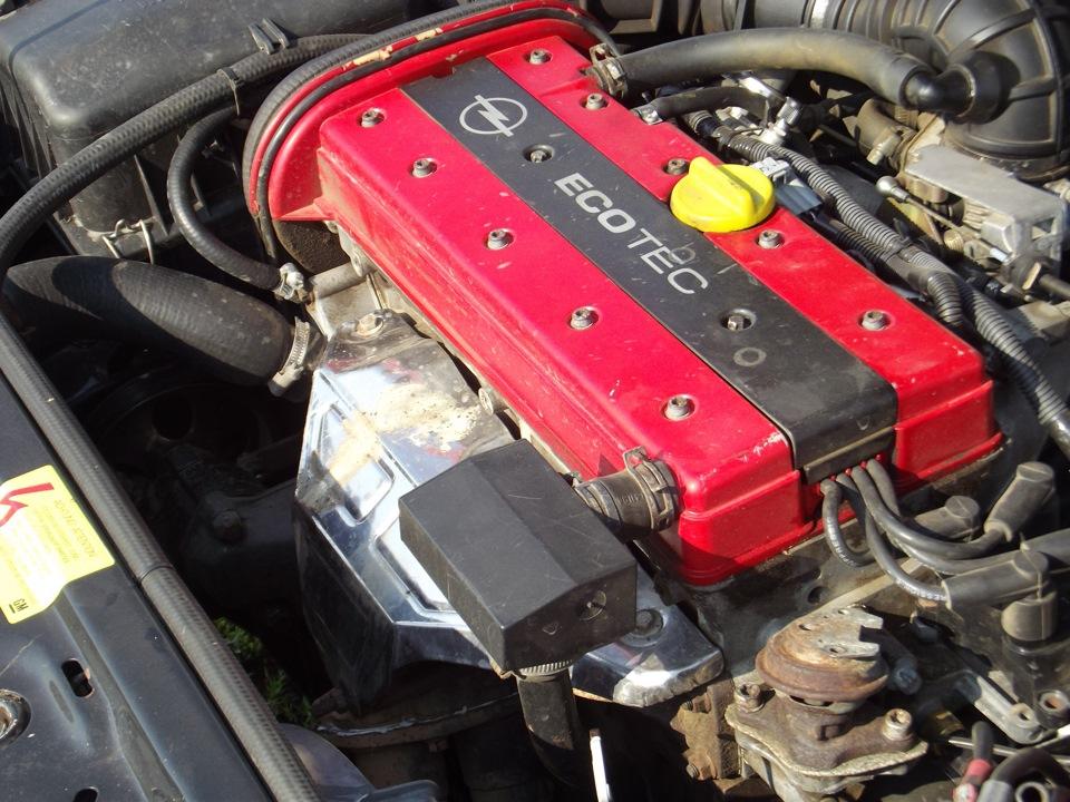Двигатель X20XER на Opel Calibra