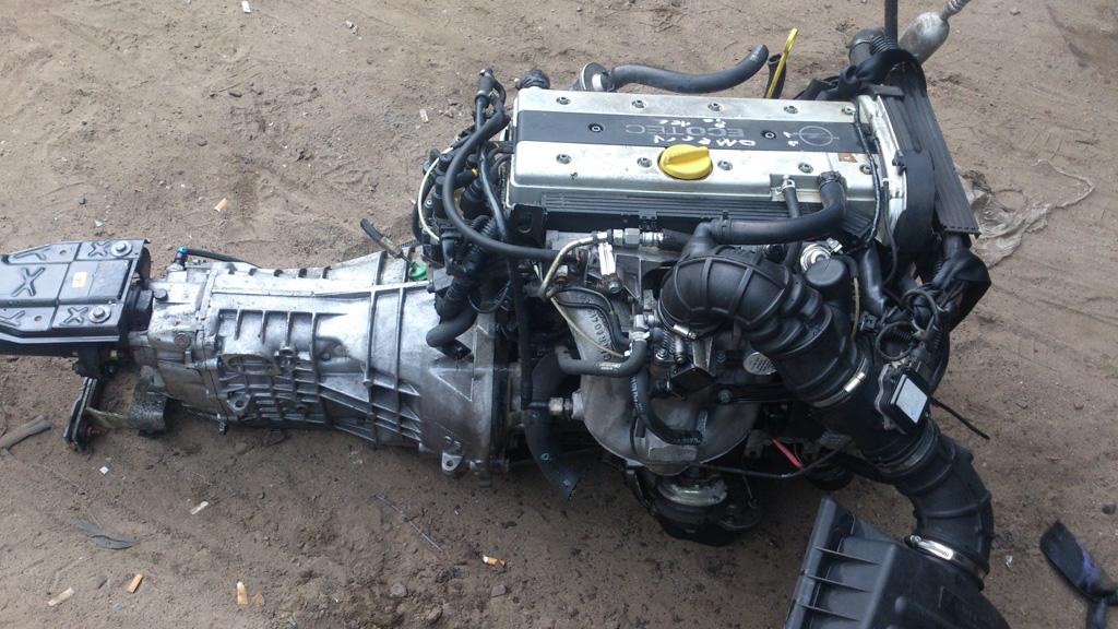 Двигатель X20XER на Opel Omega B