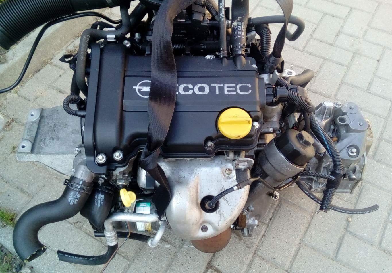 Двигатель Z10XE на OPEL CORSA C