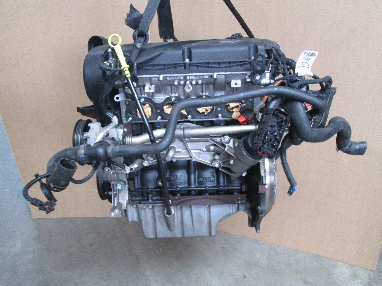 Двигатель Z18XER Opel Zafira Astra Vectra Meriva