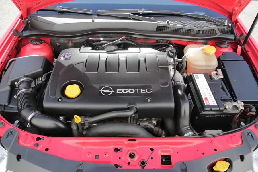Двигатель Z19DT на Opel Zafira