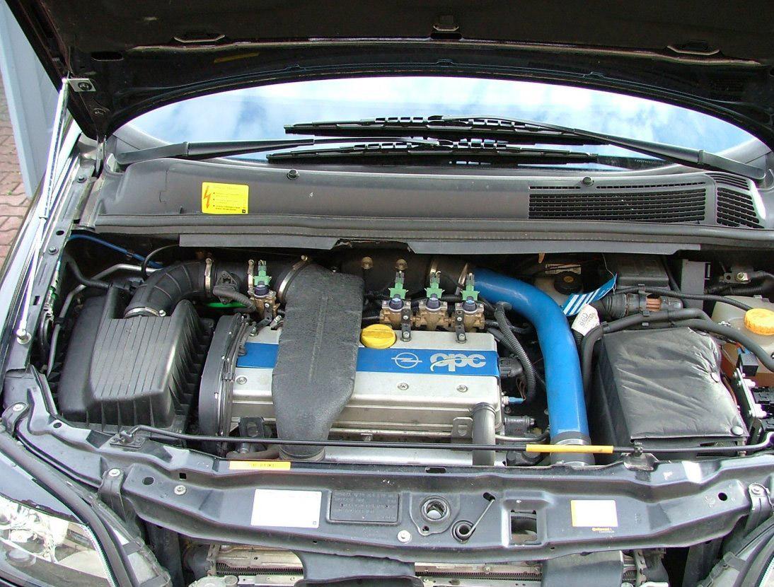 Двигатель Z20LER под капотом