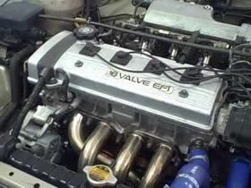 Экономичный мотор 7A-FE