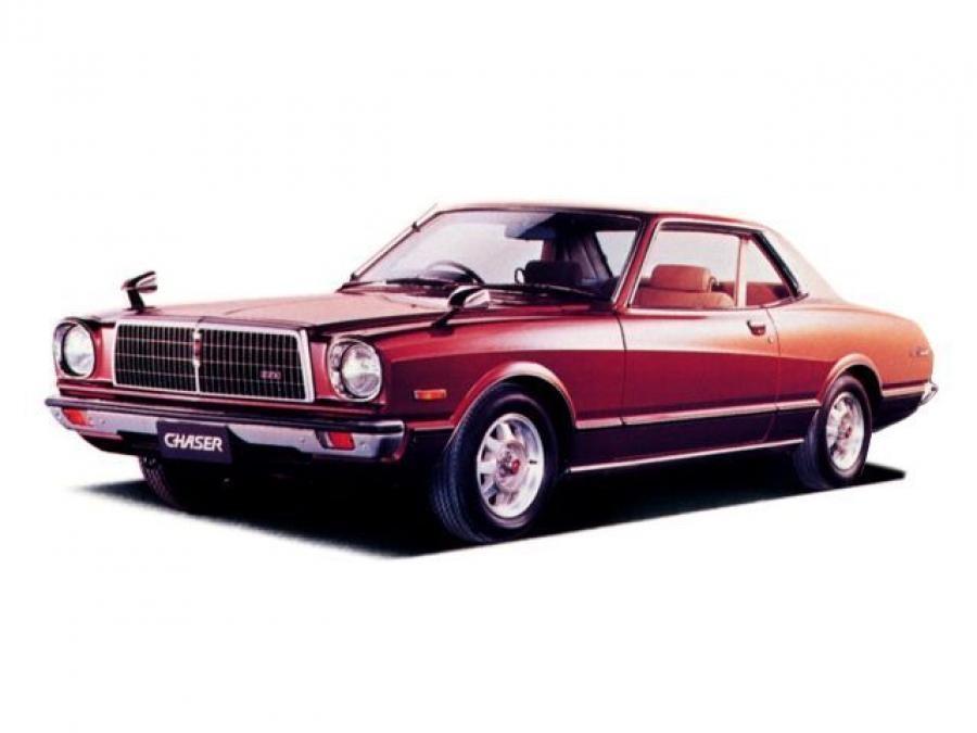 Хардтоп Chaser 1977 года