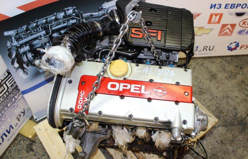 Контрактный двигатель на Opel Calibra