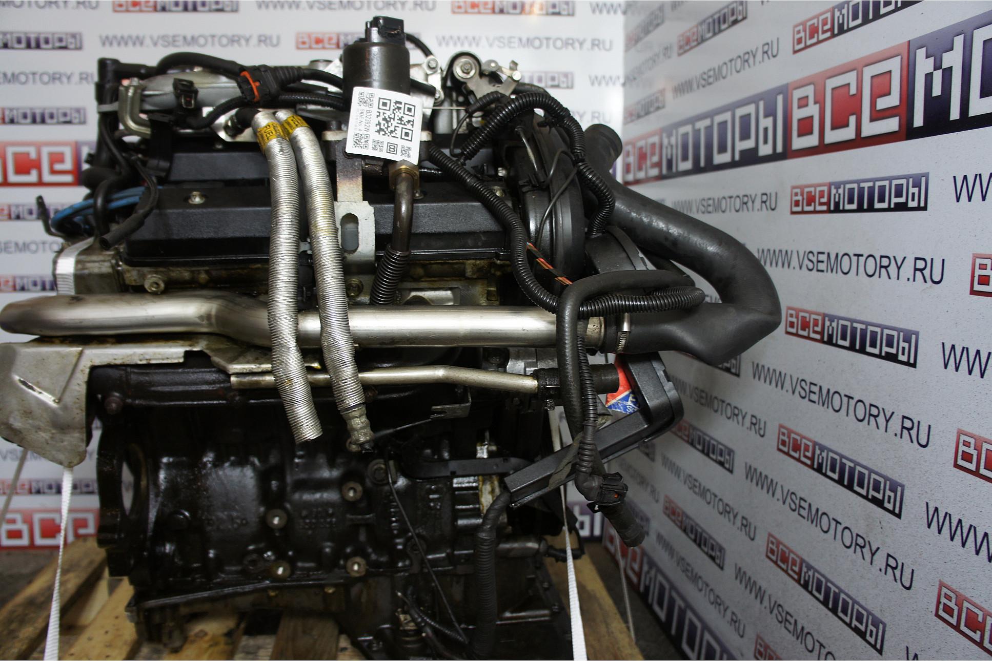 Контрактный двигатель Opel X25XE