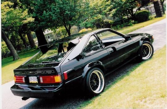 Купе2-го поколения (1984)