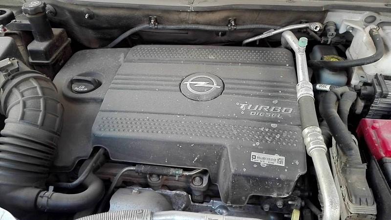 Мотор A22DMH