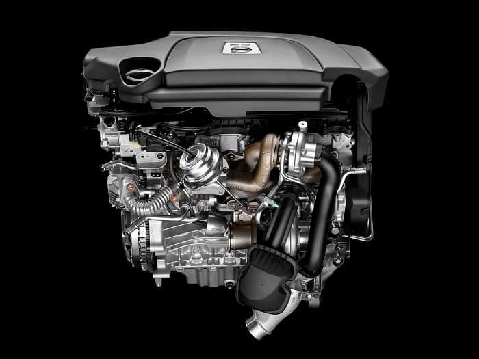 Двигатель D5