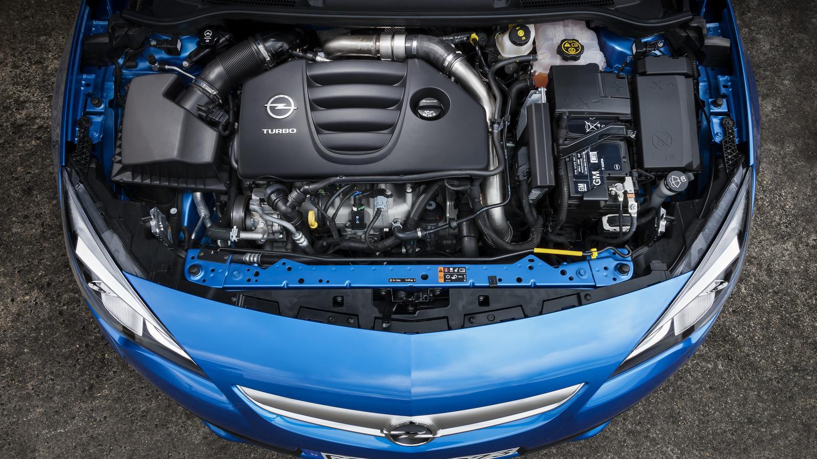 Моторы Astra GTC J