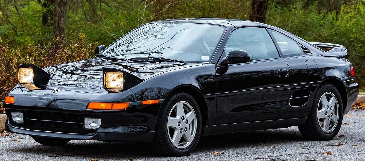 MR2 (1993 г. в., SW20 Turbo)