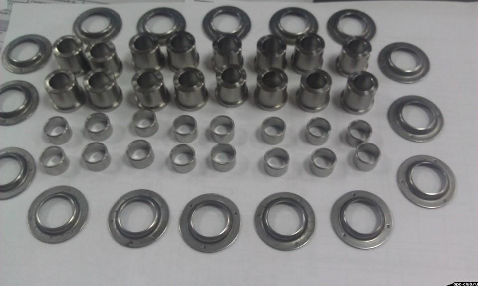 Набор маслосъёмных колпачков на X20XEV