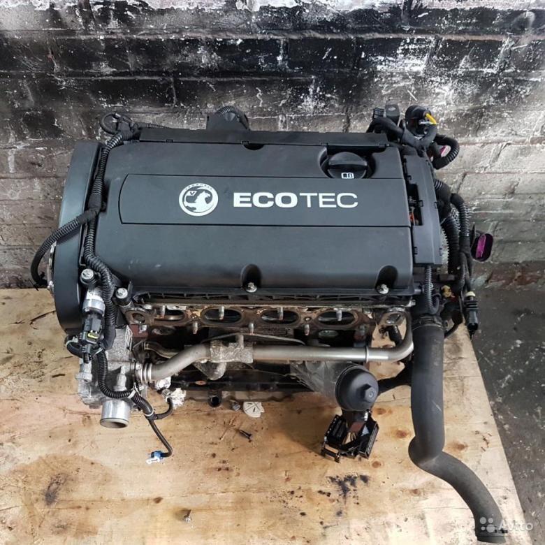 Неисправности двигателя Opel A16XER