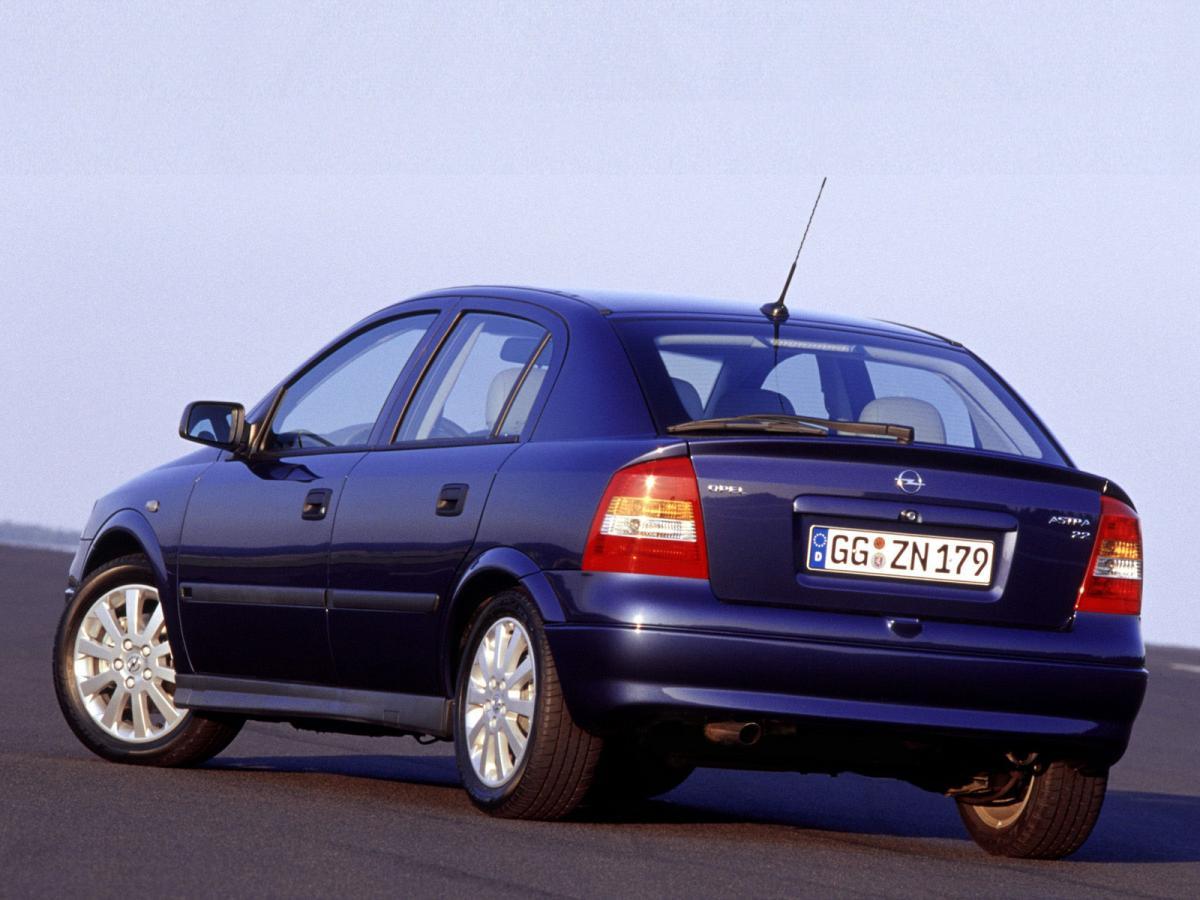 Opel Astra G 2002-2005