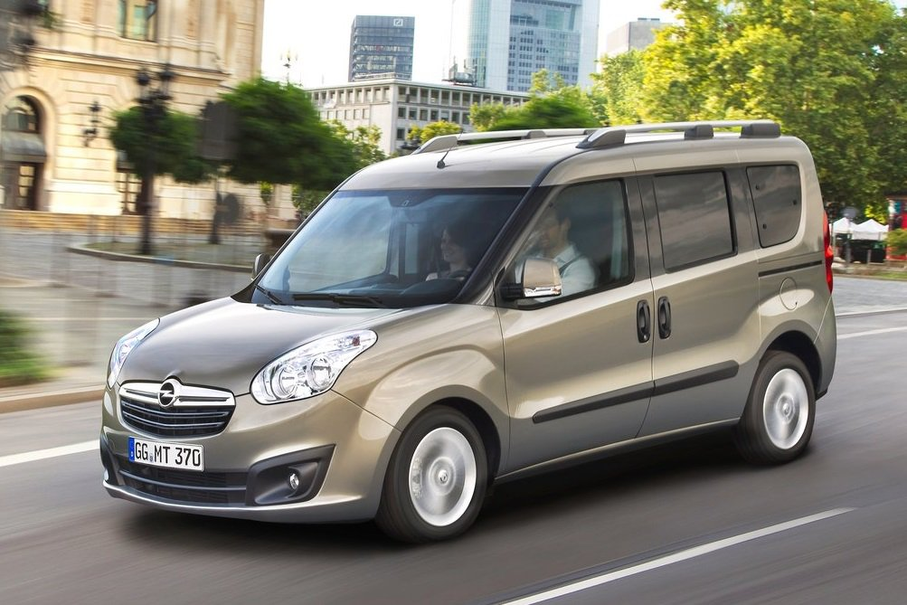 Opel Combo Tour с двигателем Z16YNG